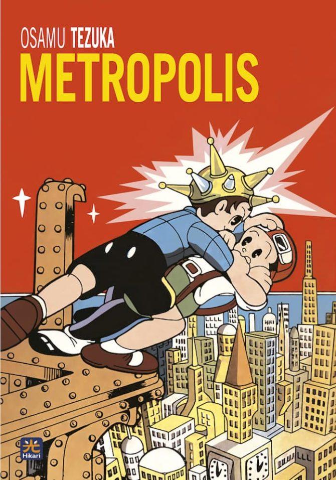 metropolis tezuka