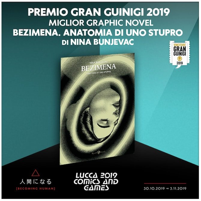 premio guinigi lucca graphic novel bezimena