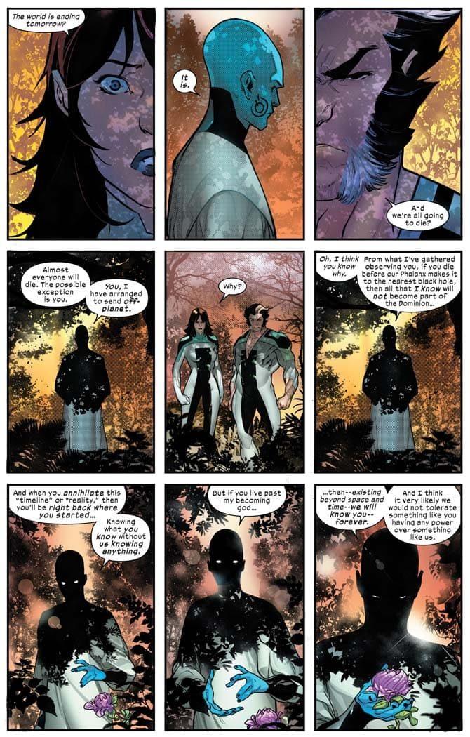 x-men storia powers of x 6 hickman fumetto marvel