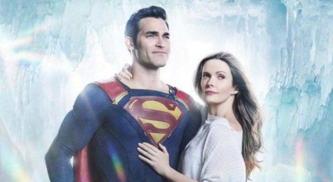 superman lois serie tv cw