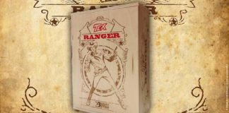 tex ranger box fumetto bonelli