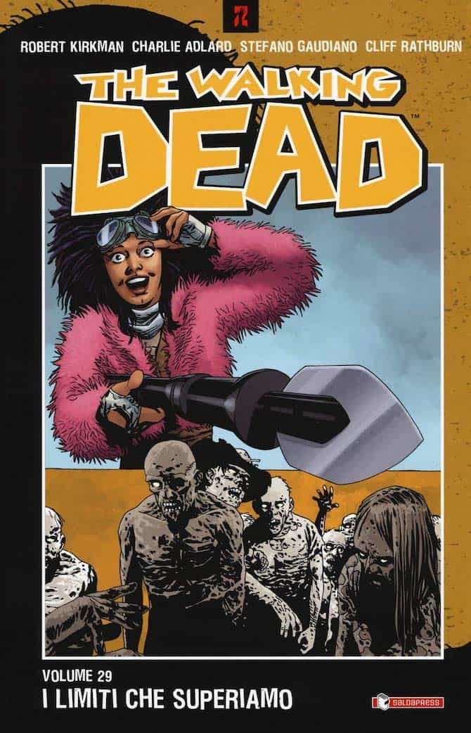 walking dead riassunto fumetto