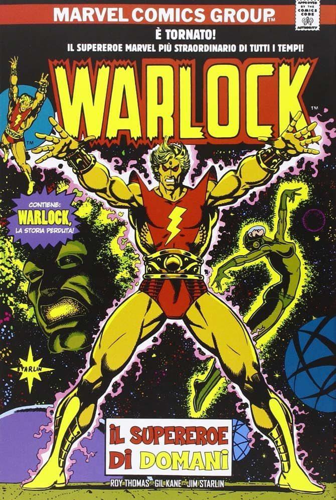 warlock jim starlin fumetto marvel