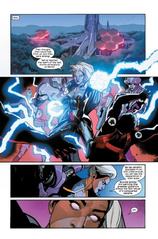 nuova serie fumetti x-men