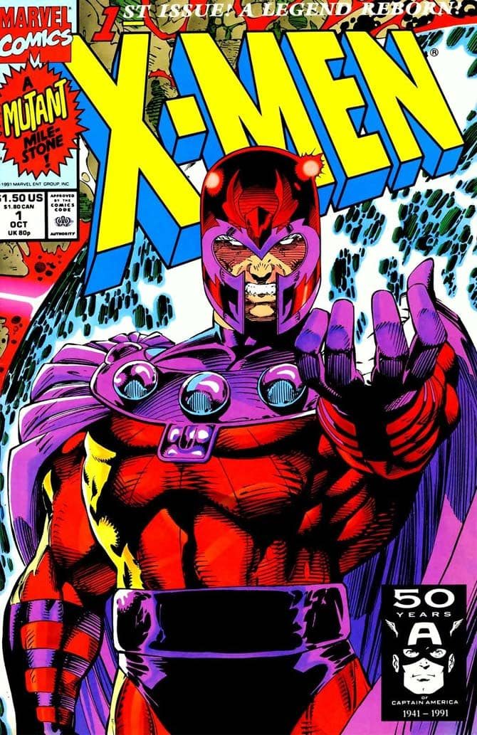 magneto x-men chris claremont intervista