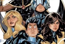 x-men fantastici quattro marvel