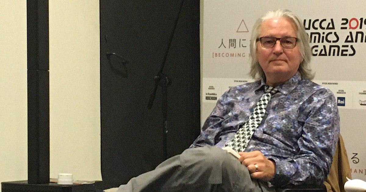 bruce sterling lucca comics 2019