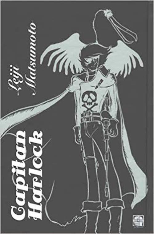 capitan harlock regali natale fumetti