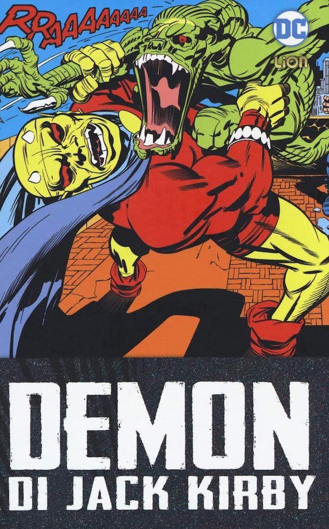 demon regali natale fumetti