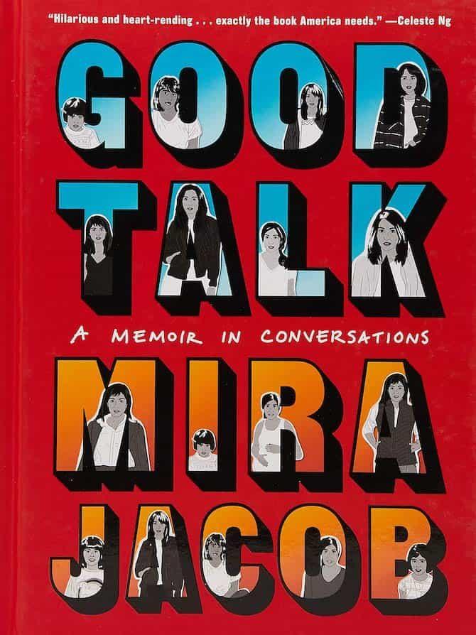 good talk mira jacob Publishers Weekly migliori fumetti 2019