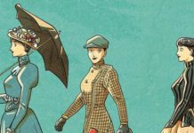 nellie bly graphic novel