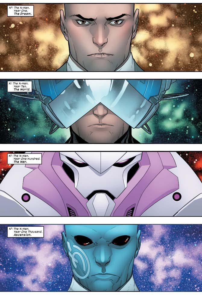 powers of x 1 x-men hickman marvel
