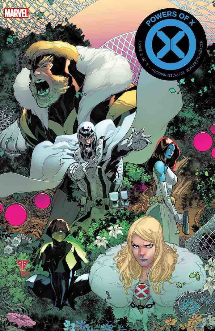 powers of x 2 marvel x-men