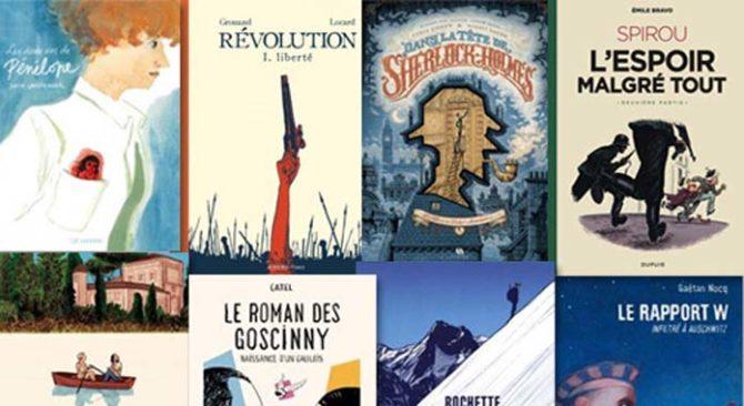fumetti candidati premio della critica acbd 2020
