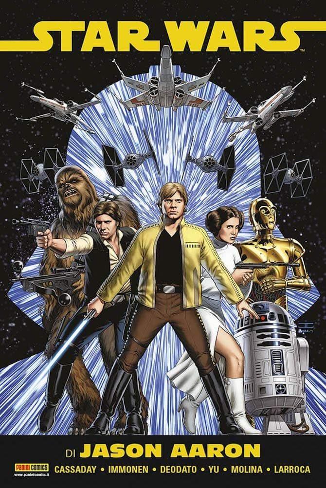 star wars regali natale fumetti