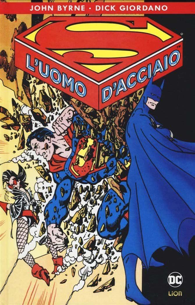 superman john byrne fumetti dc regali natale
