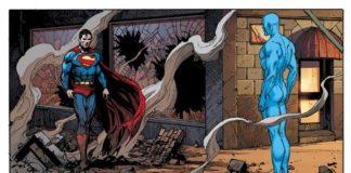 superman dottor manhattan doomsday clock 12
