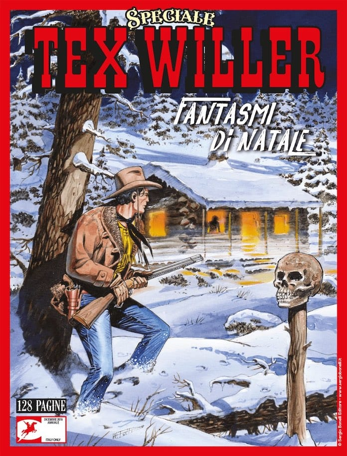 speciale tex willer natale