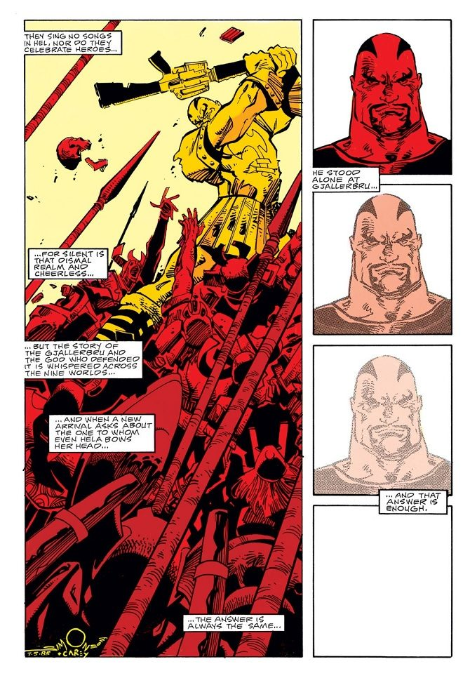 Ron Marz Thor