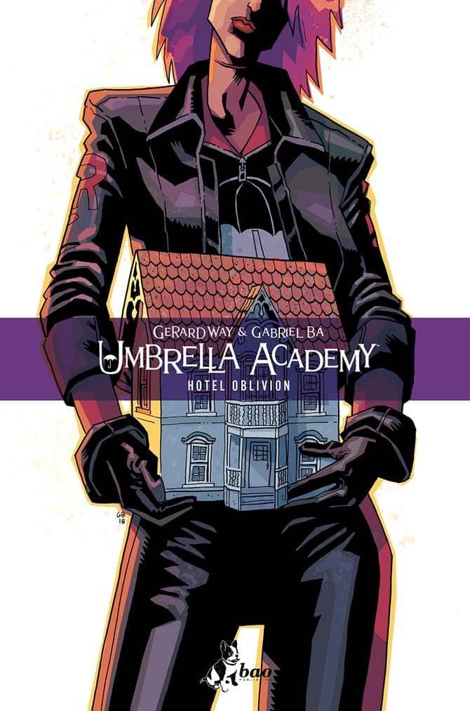 umbrella academy way migliori fumetti ottobre 2019