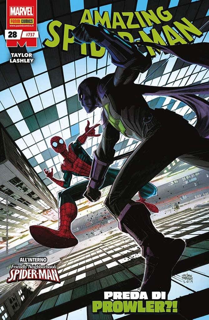 amazing spider-man fumetto marvel