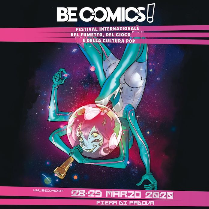 manifesto be comics 2020