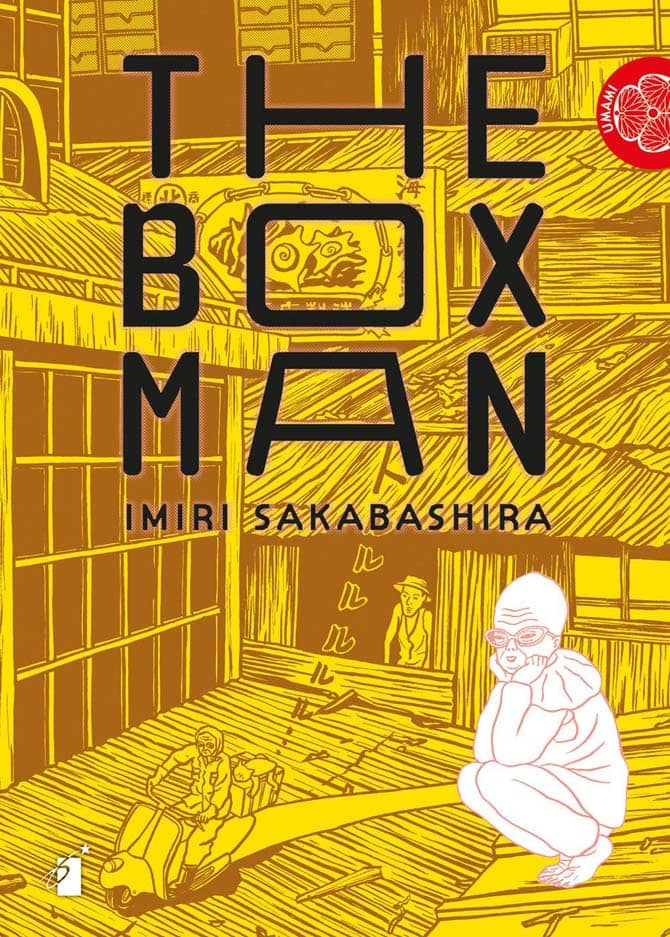 box man manga