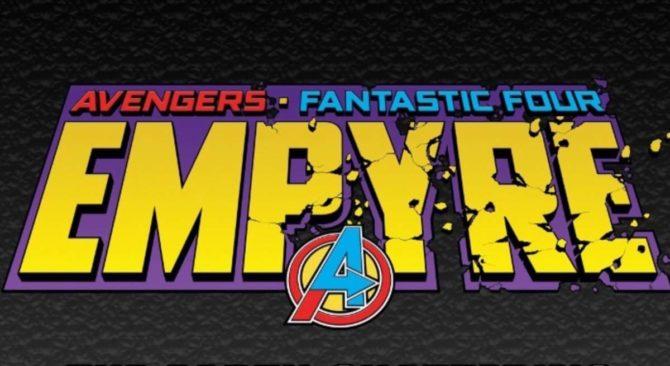 empyre marvel comics avengers fantastic four