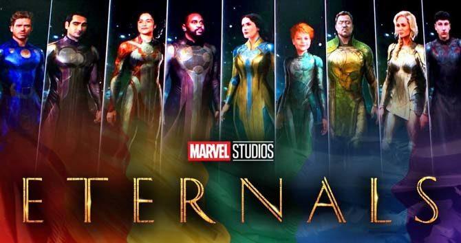 eternals cinecomics 2021