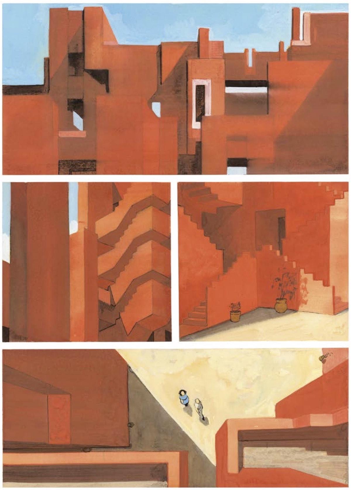 celestia manuele fior graphic novel oblomov