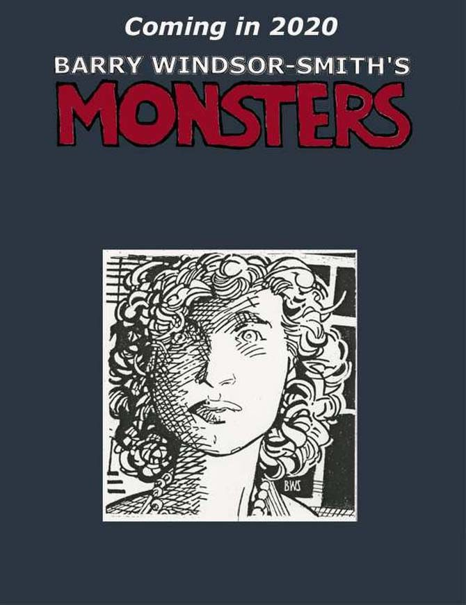 monsters barry windsor-smith