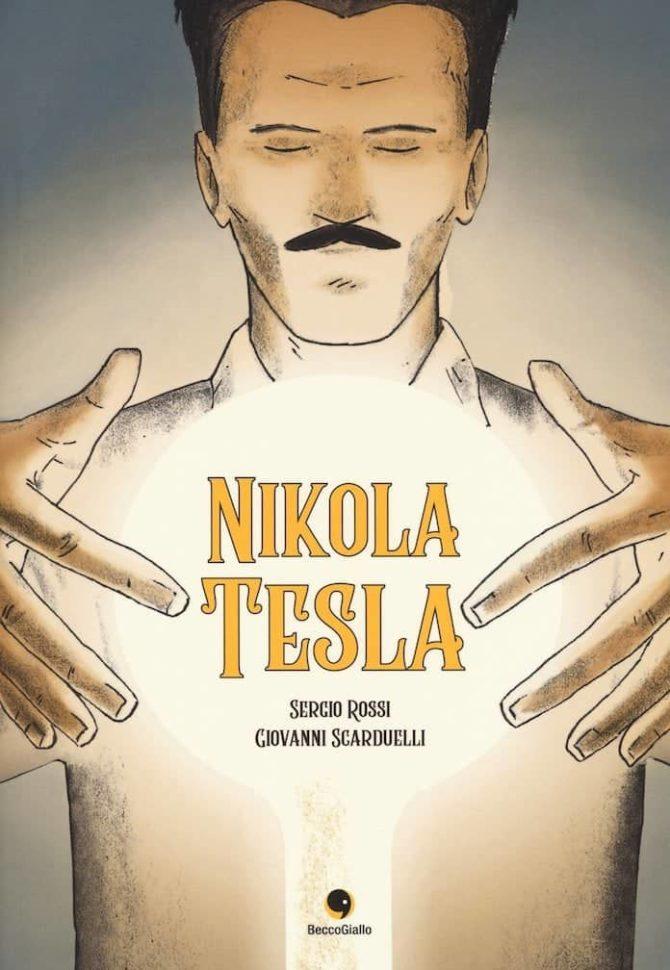 nikola tesla fumetto Premio Divulgazione Scientifica