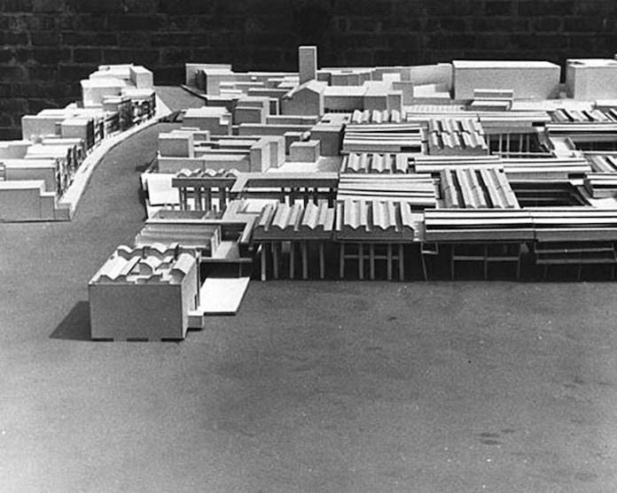 Ospedale di Venezia di Le Corbusier