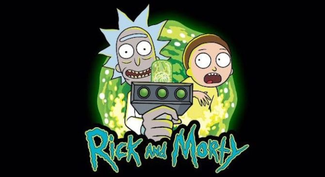 Rick and Morty Netflix