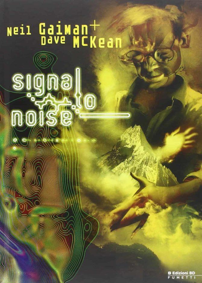 signal to noise gaiman mckean