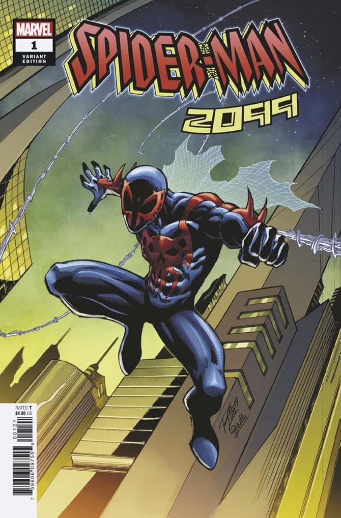 spider-man 2099 1 anteprima