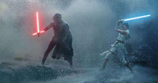 Star Wars: L'Ascesa di Skywalker parte bene al Box Office italiano