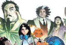 strange academy fumetto marvel
