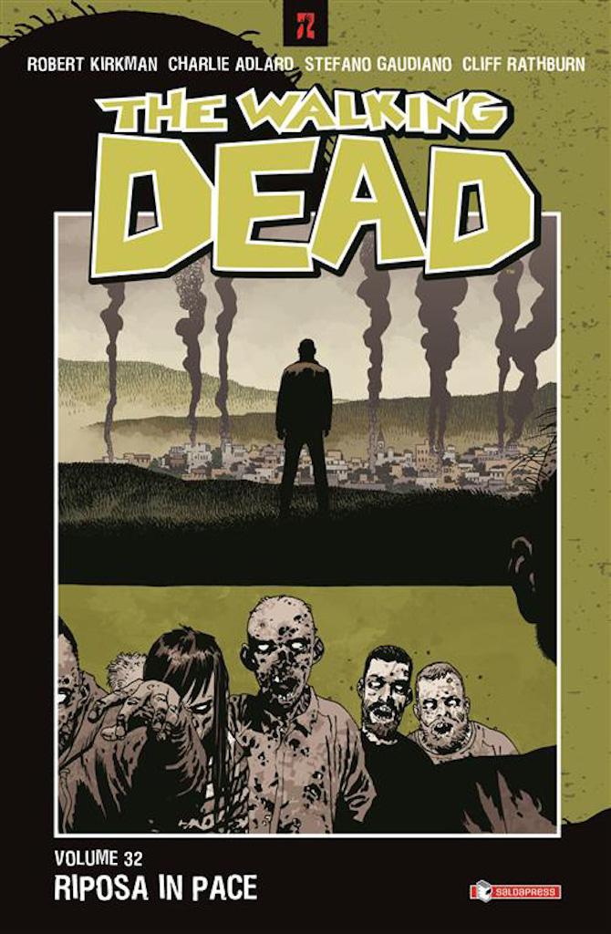 walking dead 32 radar fumetti 06 12 2019