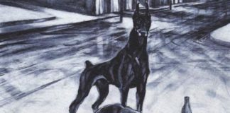 uccidendo il secondo cane