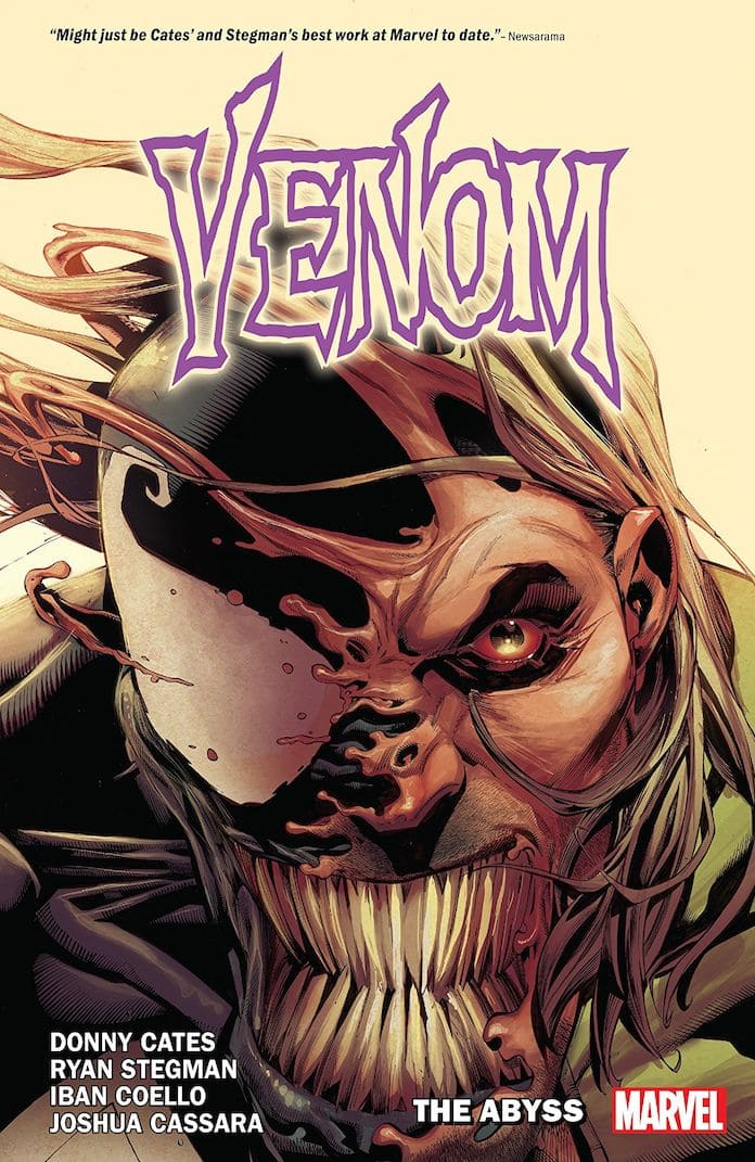 venom donny cates intervista