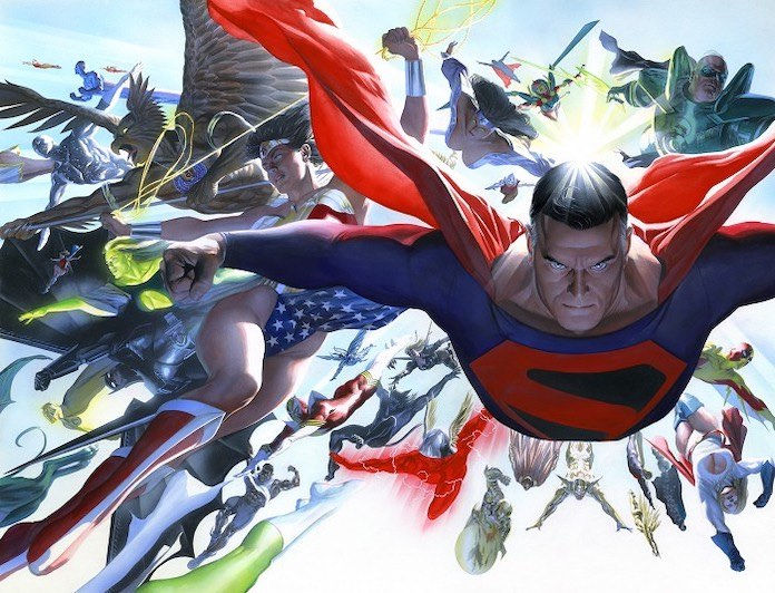kingdom come alex ross
