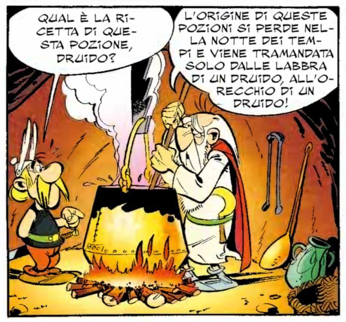 asterix pozione magica panoramix