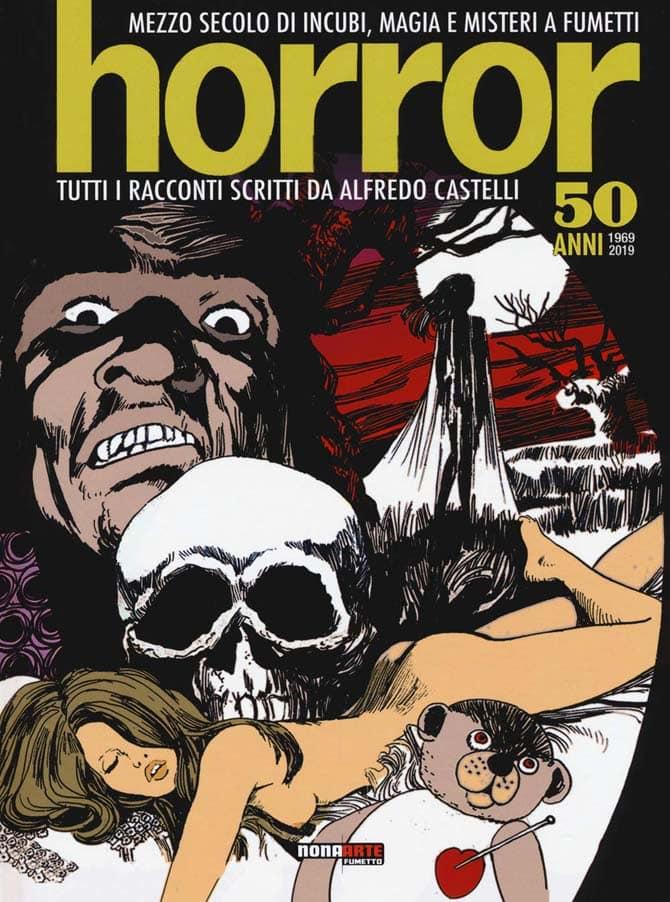 horror castelli nona arte migliori fumetti gennaio 2020