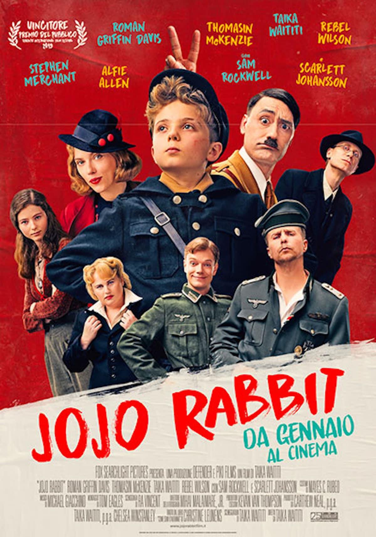 jojo rabbit recensione  film