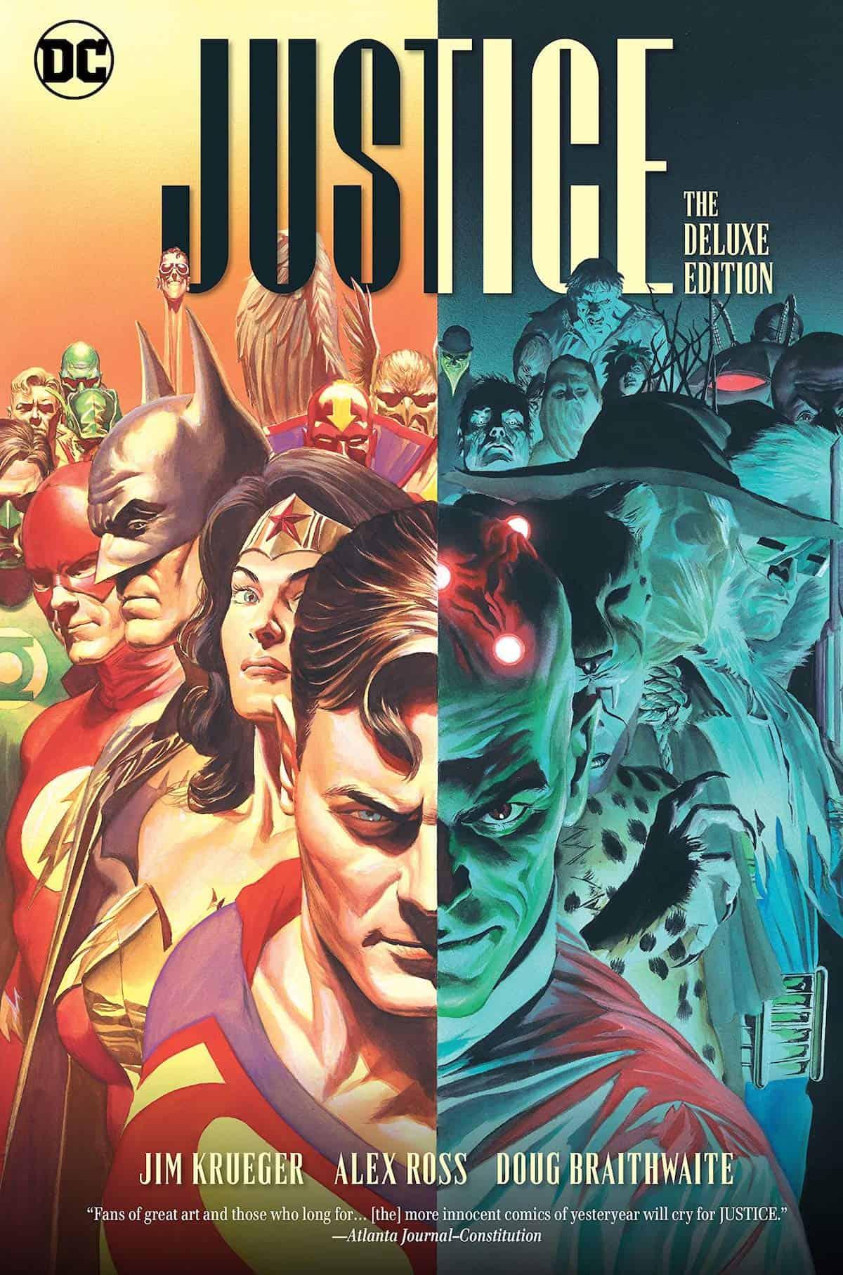 justice dc comics