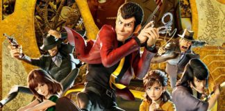lupin 3 the first