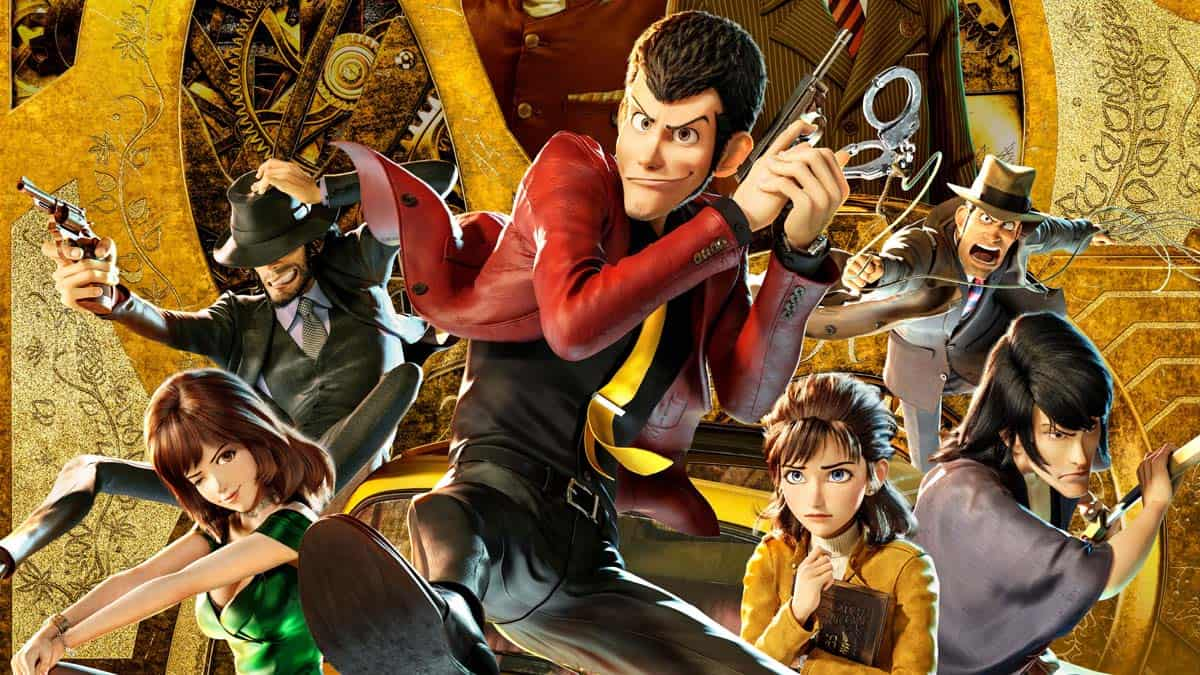 lupin the first recensione