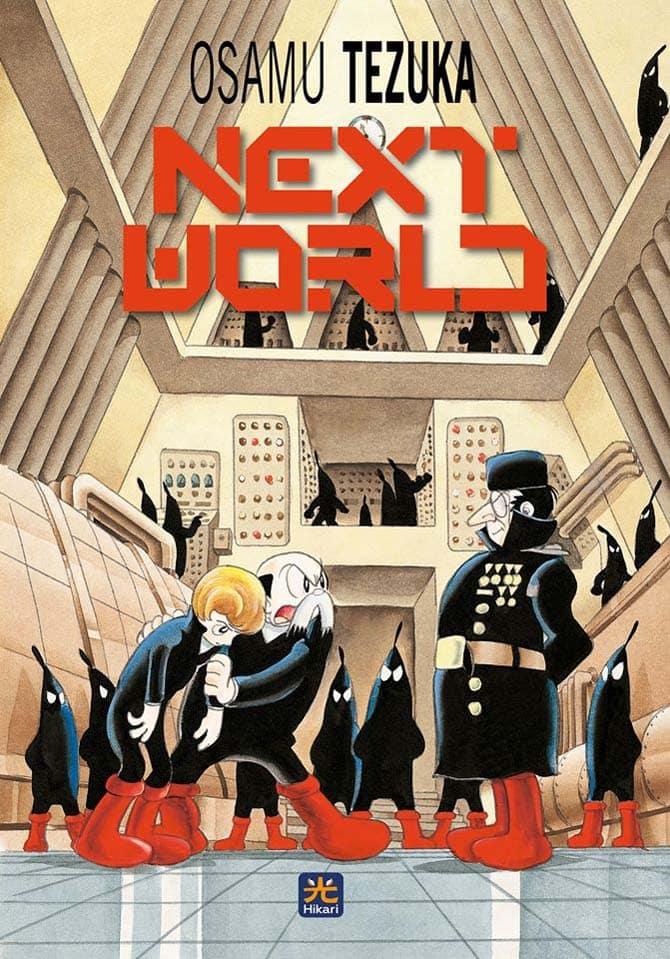 next world osamu tezuka manga radar fumetti 24 1 2020
