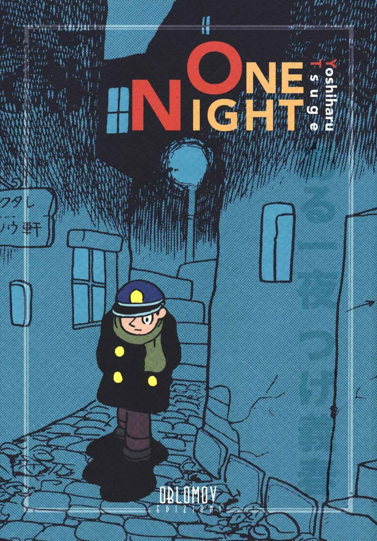 fumetti 31 01 2020 one night tsuge oblomov